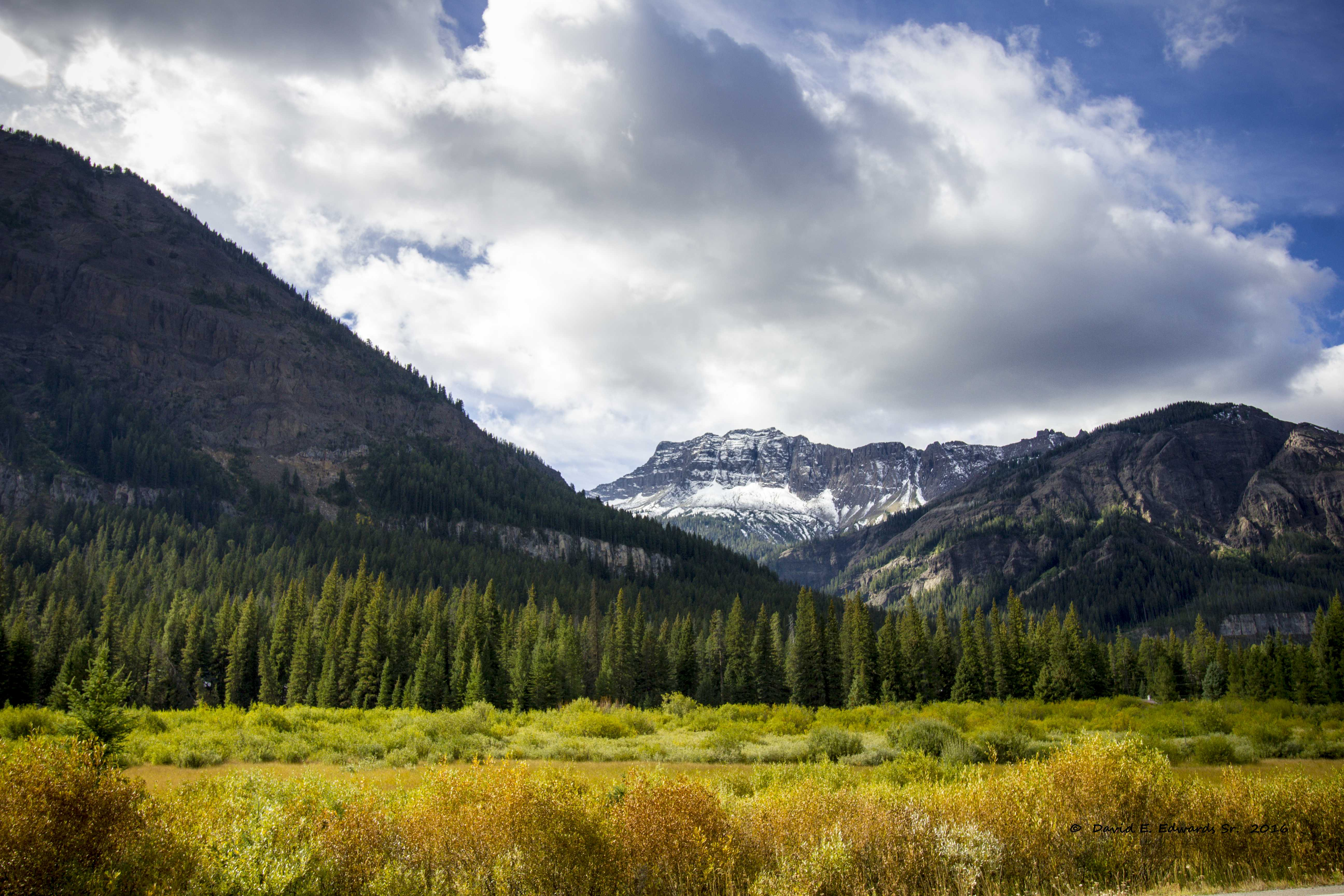Yellowstone trip-  September 2016