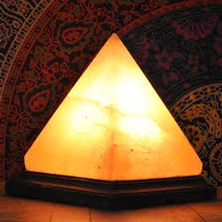 Pink Himalayan Salt Pyramids