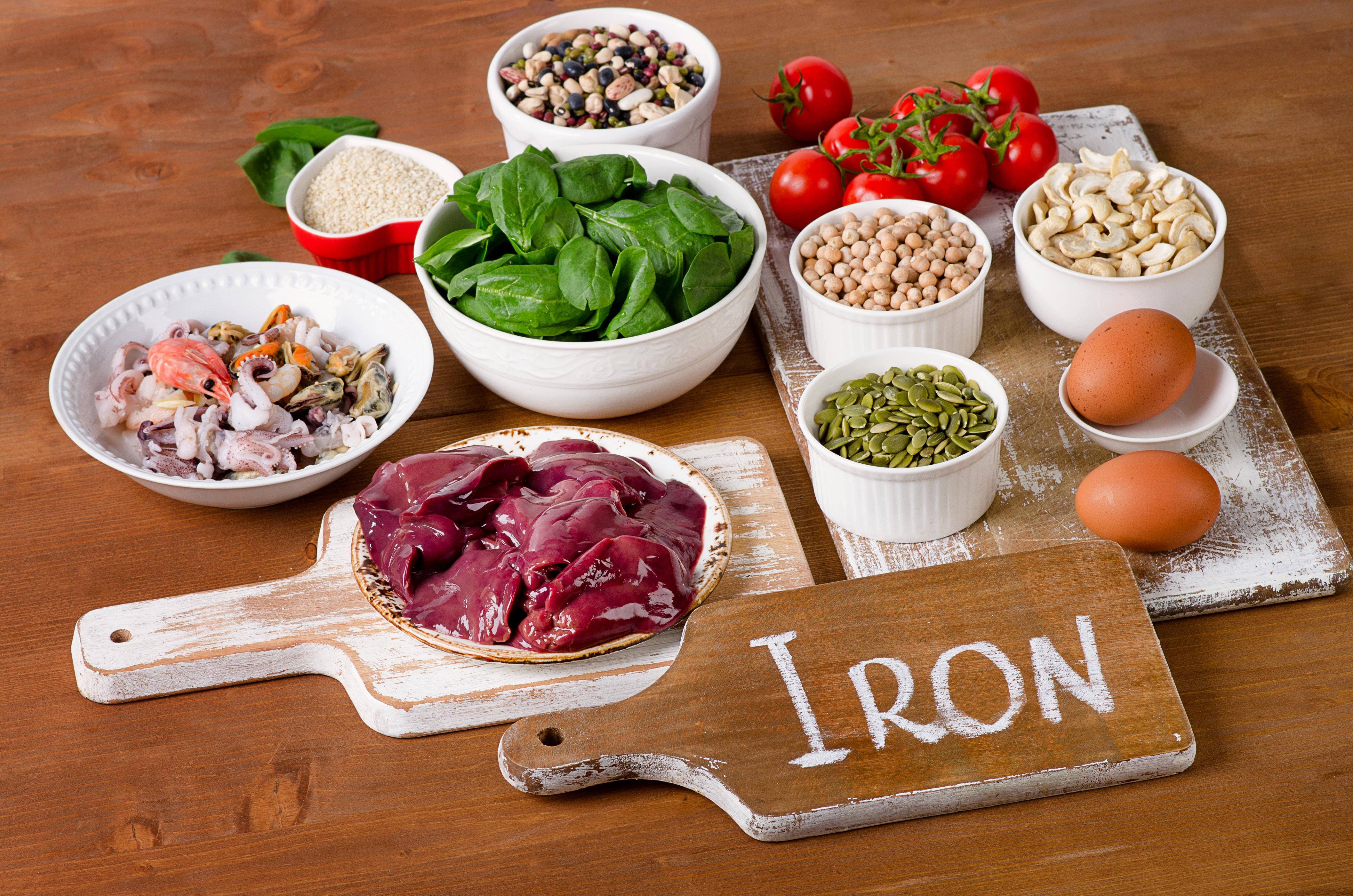 Ferritin (Iron)
