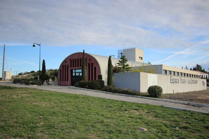 Espace Trouin - Le Corbusier