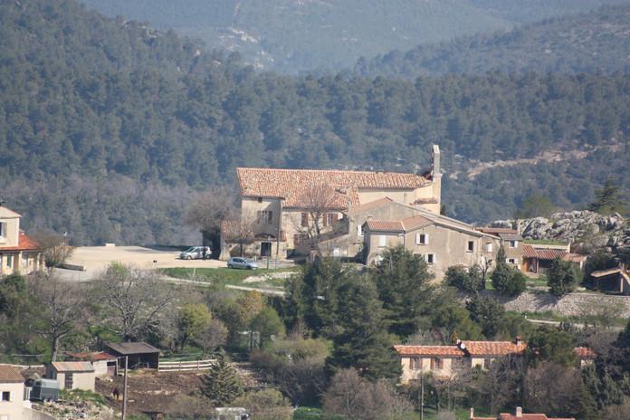 L'église de Saint-Jacques-le-Majeur