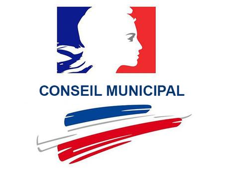 Compte-rendu Conseil municipal du samedi 3 avril 2021