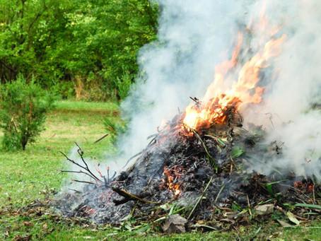 Autorisation de brûlage temporaire du 1er février au 31 mars 2021