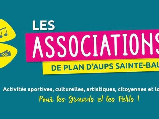 Forum des associations Dimanche 5 septembre