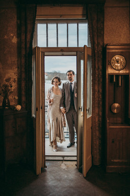 30er Jahre Hochzeit
