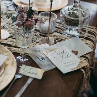 Hochzeitsplanung Hof