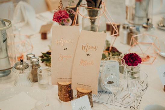 Kupfer Hochzeit