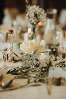 Hochzeit mediterran olive