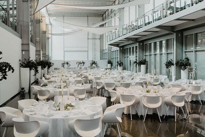 Hochzeit Oldtimermuseum Eukalyptus