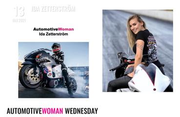 Automotive Woman Wednesday
