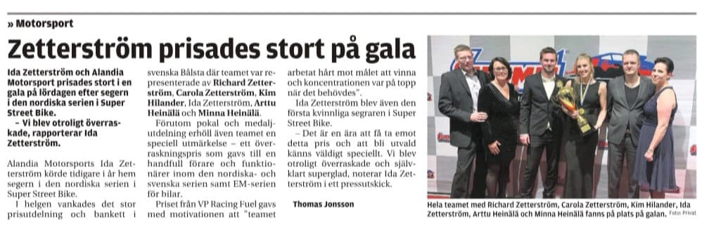 Ålands tidningen