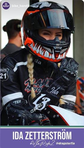 Women ride too