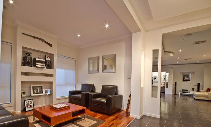 Drop Ceilings & Niches
