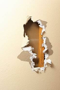 Fixing Plaster Wall