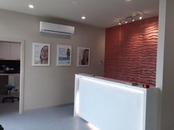 Medical Reception Areas