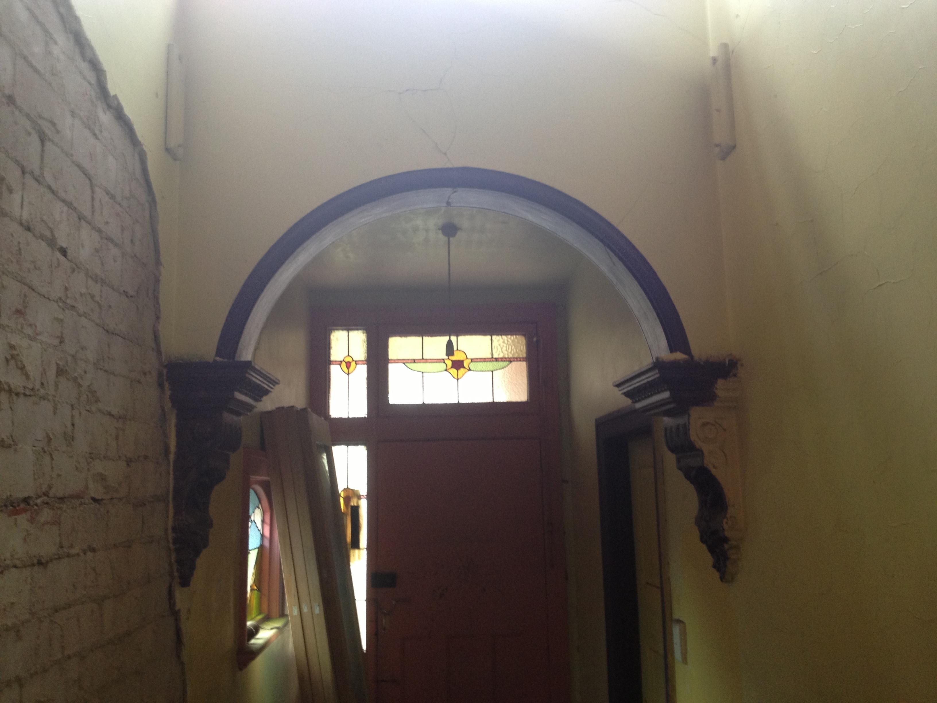 Original archway