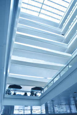 Shopping Centre Skylight