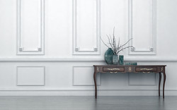 Vintage Style Wall Panels
