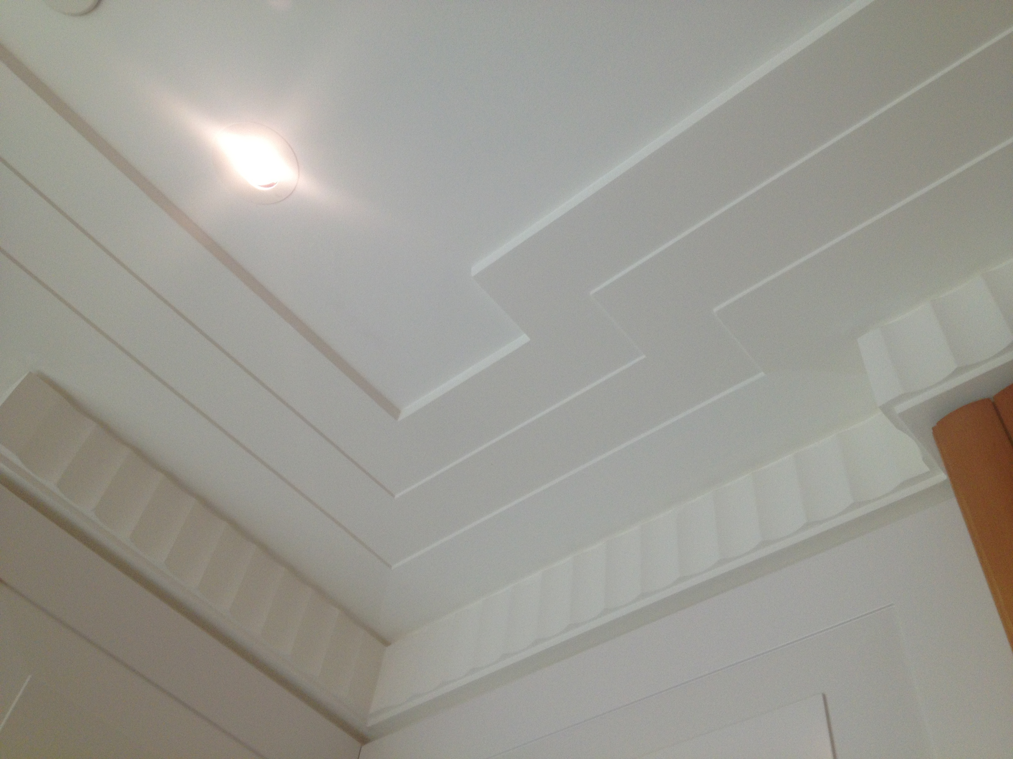 Cornice & Strapping