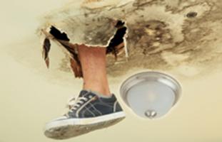 Plaster Insurance Claim Repairs
