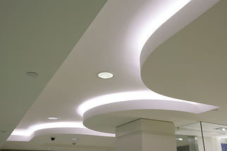 Feature Ceilings and Custom Designs & Specialty Works Plastering