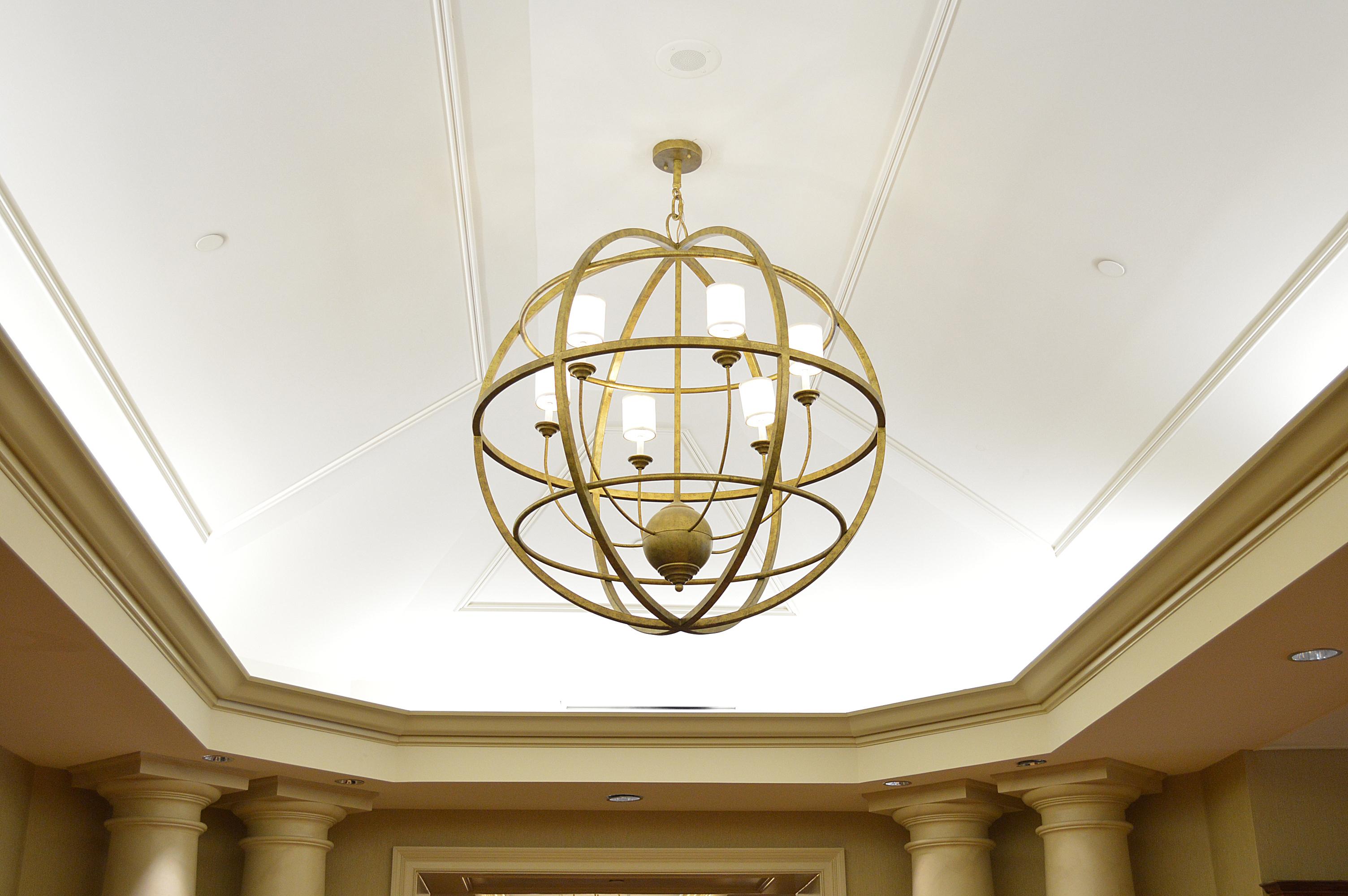 Decorative Recessed Ceiling