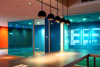 Partition Walls, Commercial Plastering and Ceiling Panels