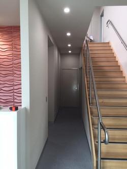 Staircase Segregation