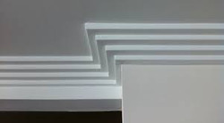 Stepped Cornice Features