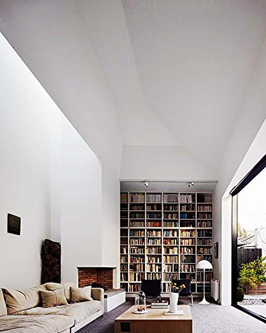 Angular Ceilings