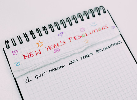 """A Writer's Guide to MAKING New Year's Resolutions: Part Two"" – A Fiction #Writing Aid blog"