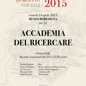 Concert of Renaissance and Baroque Music