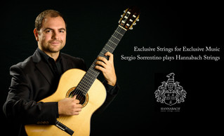 HANNABACH STRINGS NEW ENDORSER!
