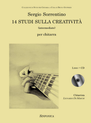 NEW Edition: 14 Studi sulla Creatività by Sergio Sorrentino (Sinfonica Editions)