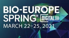 BIO-EUROPE SPRING Digital 2021に参加