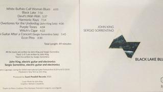 New Release! Black Lake Blues