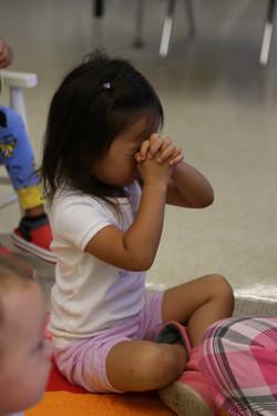At CAP, we pray together.