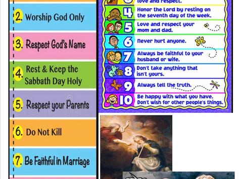 Children's Liturgy: 6th Sunday of Easter  part 4