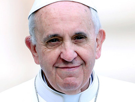 Pope Francis' New Year Homily on Happiness