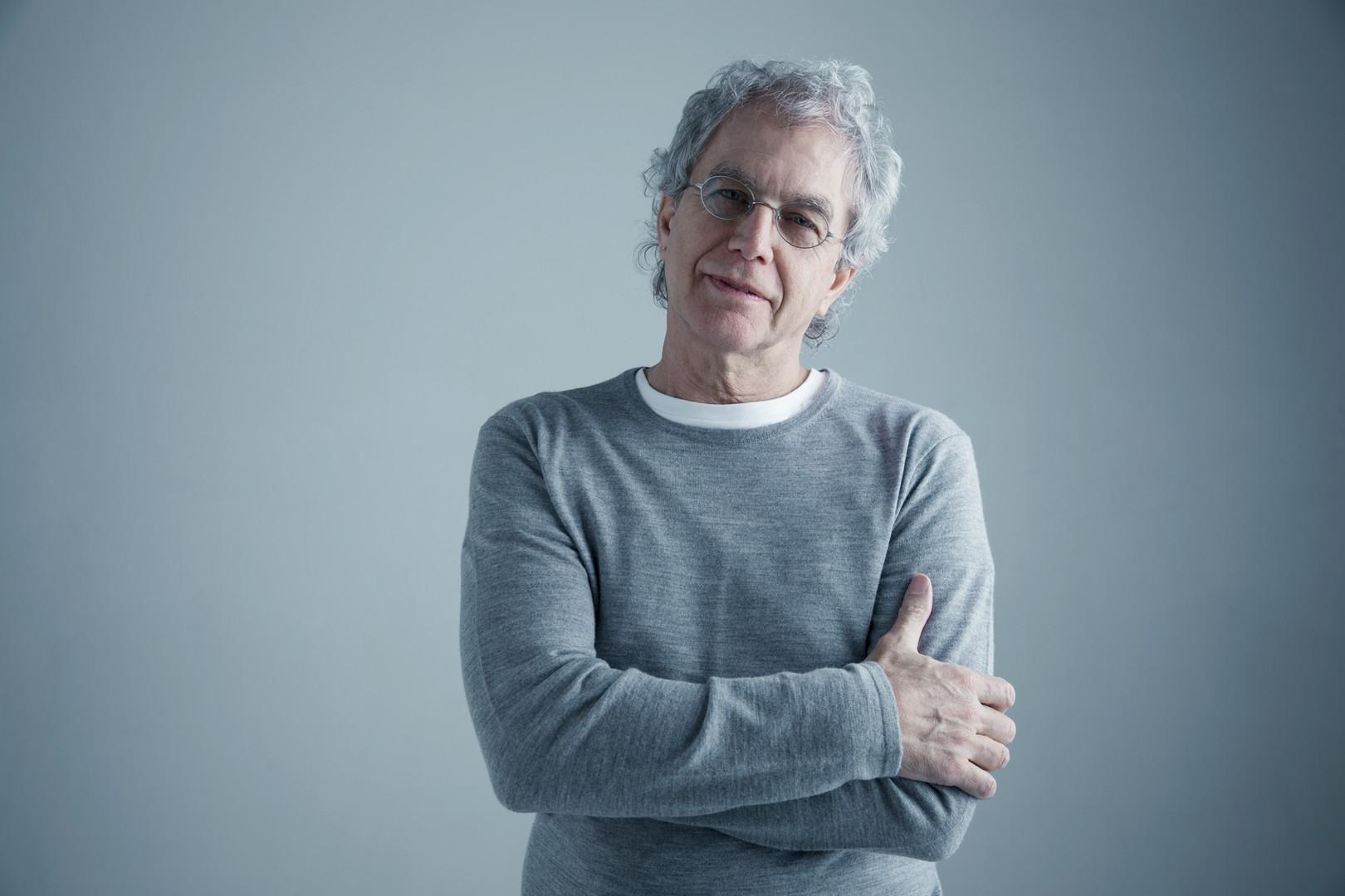 Älterer Mann Porträt