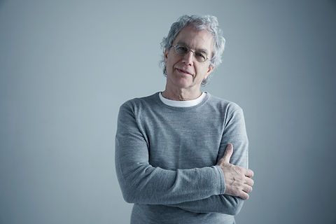 Mature Man's Portrait