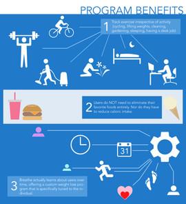 Health Program Infographic