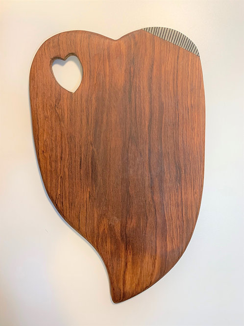 Hand Carved Cutting Board