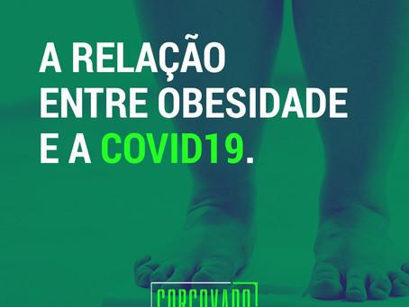 A relação entre obesidade e a COVID-19