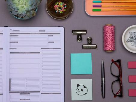 5 princípios básicos para planejar seus objetivos e otimizar seus dias