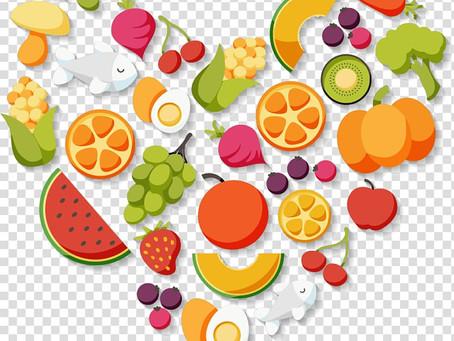Os 5 fatores da saúde – ALIMENTAÇÃO