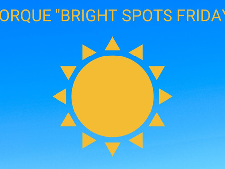 "Porque ""Bright Spots Friday"" - Parte 2"