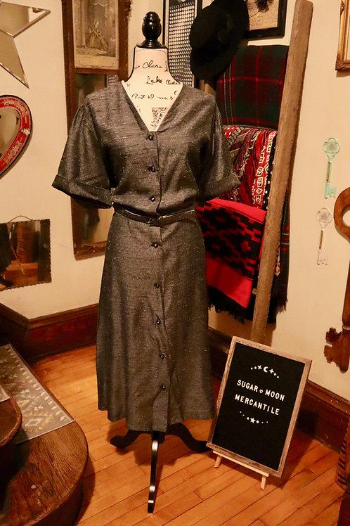 1950s 'Fruit of The Loom' Tee and Turf Golf Dress -  Shirtwaist Dress