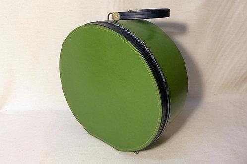 Avocado Green Hat Box