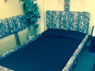 New in Waterbed Designs send us your pictures